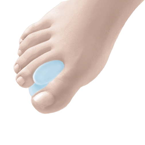 Gel Toe Spreader
